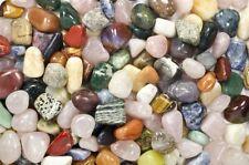 Tumbled Assorted Stone Mix - 'B' Grade - 5 Full Pounds!
