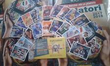 Calciatori panini 2017/18 - set completo 20 Cards Fuori Raccolta bustine GOL !