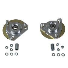 BBK Performance 2553 Caster/Camber Adjustment Plate Kit Fits 15-17 Mustang