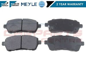 FOR FORD FIESTA 1.4 1.6 TDCi FRONT MEYLE GERMANY BRAKE PAD PADS SET 2008-