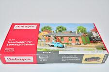 Auhagen H0 11355 Lokschuppen Bausatz NEU in OVP Schuppen