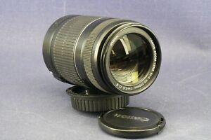 Canon EF-S 55-250mm f/4-5.6 IS II Reisezoom Bildstabilisator
