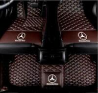 Fit For Mercedes-Benz GLC 250 300 350e 2016-2020 waterproof mat car floor mats