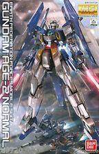 MG Master Grade Gundam Age AGE-2 normal 1/100 model kit Bandai