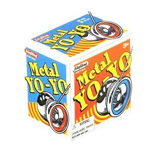 Retro Classic Metal Yo-Yo RYY