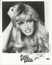 Susan Anton - Original Autographed 8x10 Signed Photo