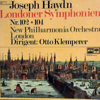 Joseph Haydn, Otto Klemperer, New Philharmonia O Vinyl Schallplatte - 142569