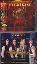 Mystery - 2013 +1,Japan CD +obi, Dokken, Mötley Crüe, Quiet Riot, Twisted Sister
