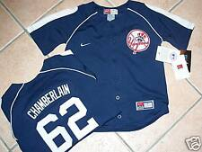 NIKE NEW YORK YANKEES JERSEY SHIRT CHAMBERLAIN BOYS 6 S