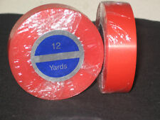 "RED- E LINE  3/4""X12 YARD  ROLL TAPE  WIG TOUPEE HAIR"