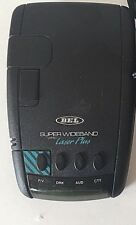 Bel Super Wideband Radar Detector with Laser Plus No Cord included