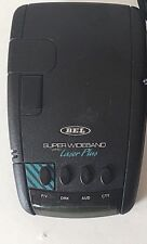 New listing Bel Super Wideband Radar Detector with Laser Plus No Cord included