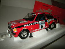 1:18 Minichamps FORD ESCORT II RS 1800 Cossack Winners RAC Rally 1976 Limited