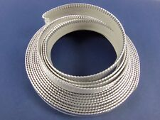 """Dennis Aluminum & Vinyl Weather Strip 5/8""""Wide  x 17' long Made in the USA"""