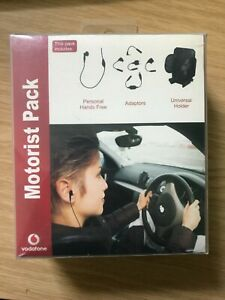 Vodafone Motorist Pack Car Accessories Kit Smartphone Samsung Sony Nokia