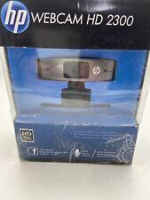 Hp Webcam Hd 2300 Tested Works