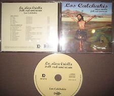 CD Missa Criolla Folk Sud-America Los Calchakis Ariel Ramírez Latin Süd Amerika