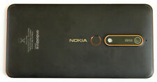 Oem Nokia 6.1 Ta-1045 Replacement Copper Black Back Cover Housing Lens Buttons