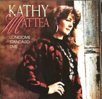 Lonesome Standard Time by Kathy Mattea (CD, Jun-2000, Mercury)