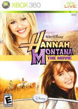Hannah Montana The Movie Xbox 360 New Xbox 360