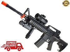M83 Semi/Fully Automatic AIRSOFT Tactical AEG Rifle FREE 1000 BULLDOG BB CQB Toy