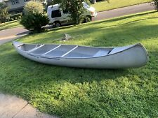 17ft. 1970 Grumman Aluminum Canoe