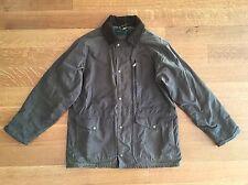 Filson Mens Otter Green Cover Cloth Mile Marker Waxed Jacket Coat M Medium $350