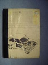 HAYNES WORKSHOP MANUAL FOR FIAT 127 903cc 1971 - 74