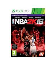 Pal version Microsoft Xbox 360 NBA 2k16