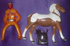 HARTLAND  TONTO  HORSE AND SADDLE  C. 1960