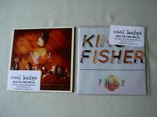 PHOX job lot of 2 promo CDs Kingfisher