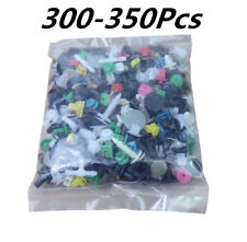 300x Mix Plastic Vehicle Car Bumper Rivet Clips Door Panel Fender Liner Fastener