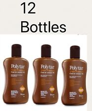 Polytar Scalp Coal Tar Shampoo  150ml ( 12 bottles ) !!!!!Same Day Dispatch!!!!