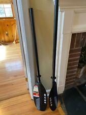 Kayak Paddle - Vibe Journey Paddle Aluminum Shaft Polypropylene Blade New!