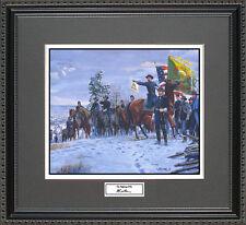 Mort Kunstler THE FIGHTING 69TH Framed Print Civil War Wall Art Gift