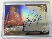 Topps Tribute Baseball 2016 Auto Autograph Purple Garrett Richards Angels 50/50
