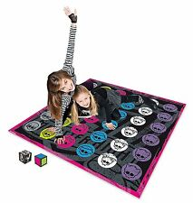 Monster High Monsterous Tangle Twister Board Game Kids Family Fun Home Play