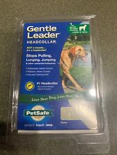 PetSafe Dog Quick Release GENTLE LEADER HEAD COLLAR Large Fawn*video Included!