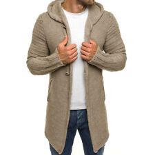 Jerséis y cárdigan de hombre en color principal beige de 100% algodón