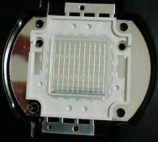 LED 20W UV 32-34V 600mA 400nm  peracquario ultravioletto