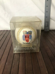 1998 - 1999 Mark McGwire 60 Home Run Consecutive Season Fotoball Baseball