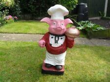 More details for butchers / deli / cafe advertising pig