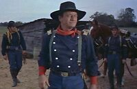 John Wayne Style Bib Front Cavalry Shirt Size 38 fromThe Horse Soldiers