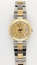 Baume & Mercier Riviera 5221 Stainless Steel & 18K Gold Quartz Watch - 25mm