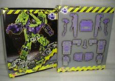 X2toys ShadowFisher XS001 upgrade Kit for Transformers IDW Devastator in Stock