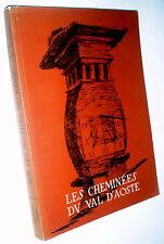 Robert Berton les cheminées du Val d'Aoste disegni Romolo Corsi