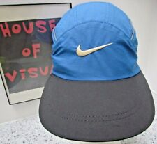 Rare Vtg NIKE ACG 6 Panel Tailwind Strap-Back Hat City Sports 3M Piping Cap 90s