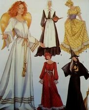 Angel/Pilgrim/Witch P-L Pattern Simplicity 5375 OOP