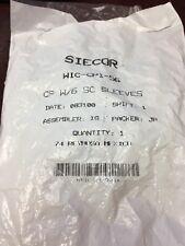 Corning Siecor Wic-Cp1-56 Cp W/6 Sc Sleeves