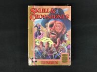 Skull & Crossbones Nintendo Entertainment System 1990 NES New Factory Sealed